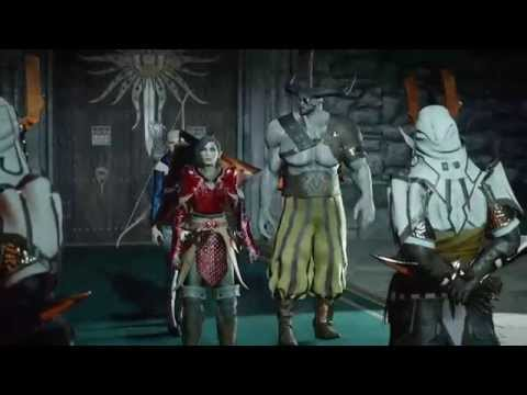 Dragon Age Inquisition, TIME TRAVELLING!! #27
