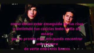 ACOSTUMBRADO- tush (LYRICS)