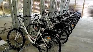 Bike sharing, la velostazione di Crema