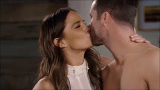 Elly and Mark kiss and say I love you scene ep 7982
