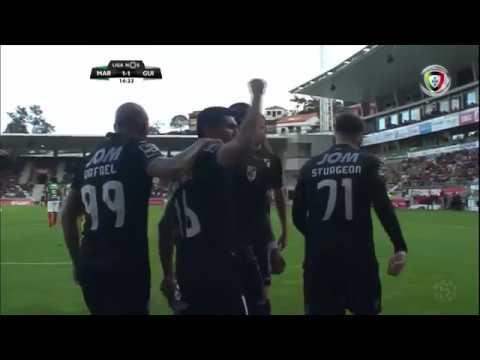 Marítimo 3-2 Guimarães (24ªJ): Resumo