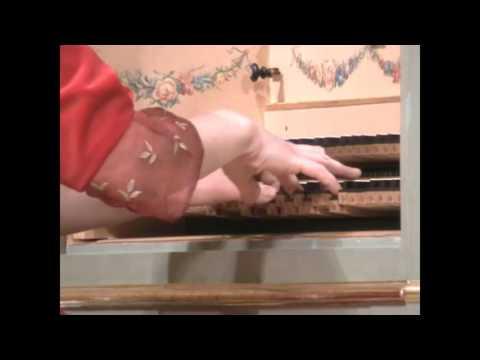 Raisa Kunafina (cembalo)  - W.Byrd   Galliard - Rowland - Gigg