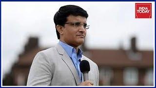 sourav ganguly speaks exclusively on kumble kohli rift