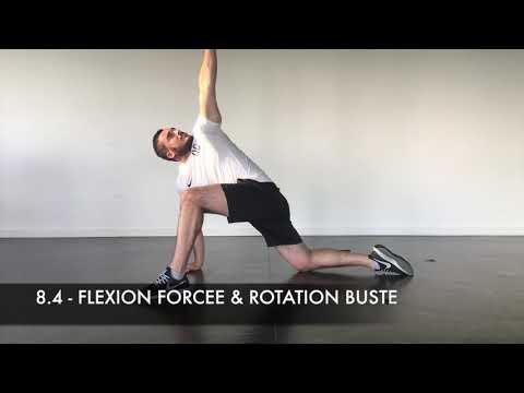 Hanche   Exercices Rééducation Renforcement