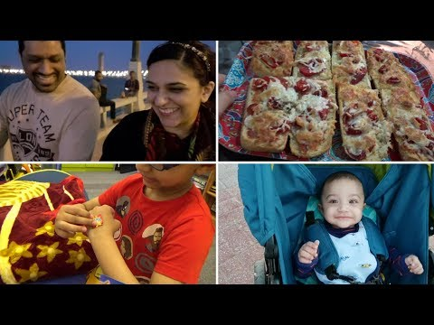 Day in the Life of a Pakistani Mom  Naush Vlogs