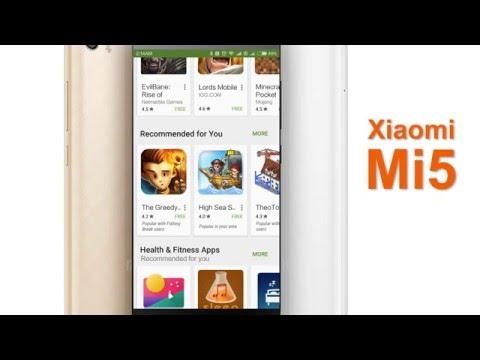 Install Google Play Store on Xiaomi Mi5 (MIUI 7.1)
