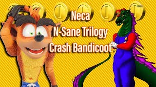 NECA N-Sane Trilogy Crash Bandicoot Review