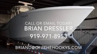 2015 Yellowfin 36 Center Console For Sale | We Take Trades!