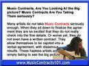"""Artist Management Contract - Things to Avoid When Using One"