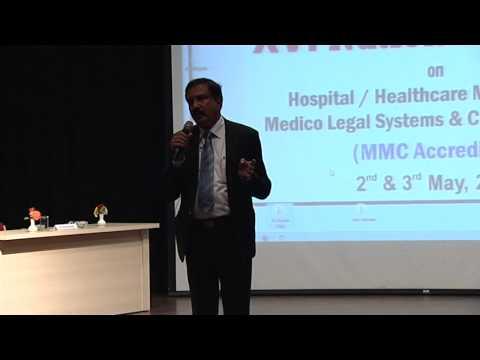 Challenges in workforce management in Hospitals by Padamshri Dr Aazad Moopen Part 2