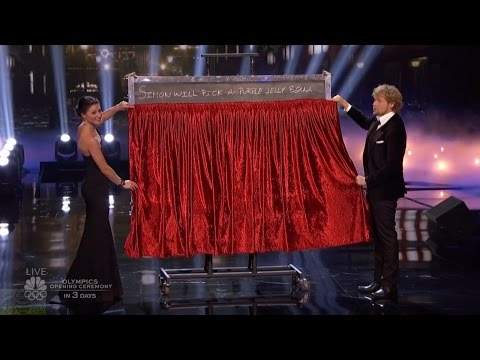 America's Got Talent 2016 The Clairvoyants Mind Readers Live Shows Round 2 S11E14