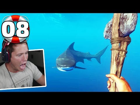 Stranded Deep - Part 8 - TIGER SHARK