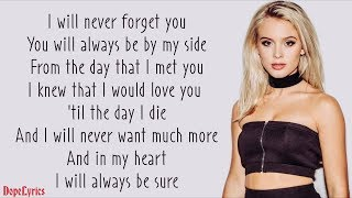 Baixar Never Forget You - Zara Larsson Feat. MNEK (Lyrics)