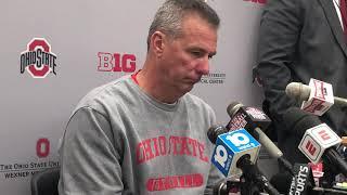 Ohio State HC Urban Meyer Recaps Purdue - BuckeyeSports.com