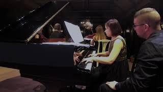 Dohnányi Piano Quintet Op. 1, No. 1 - 3rd mvmt.