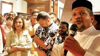 ഫഹദിനെയും കുഞ്ചാക്കോബോബനെയും പോലും കുടുകൂടാ ചിരിപ്പിച്ചു പള്ളീലച്ചൻ ! Father Viral Speech