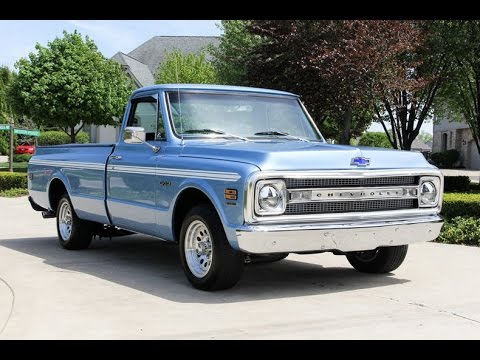 1969 Chevrolet C10 Pickup For Sale