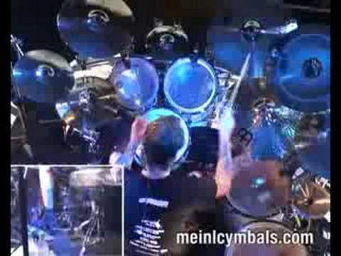 Daniel Svensson - MEINL DRUM FESTIVAL 2008 - Move Through Me