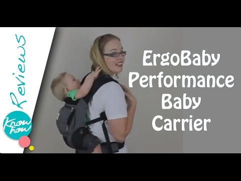 Ergobaby Performance Baby Carrier Review
