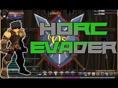 =AQW=Horc Evader Class PvP 2014
