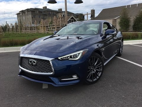 2017 Infiniti Q60 Red Sport 400 – Redline: Review