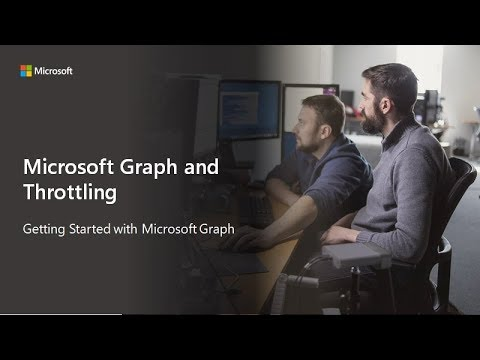 Microsoft Graph throttling guidance - Microsoft Graph | Microsoft Docs