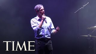 Beto O'Rourke Gives Concession Speech Following Defeat Against Ted Cruz | TIME