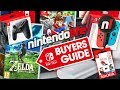 Nintendo Switch Buyers Guide - Price, Where To Buy, Best Games And Accessories