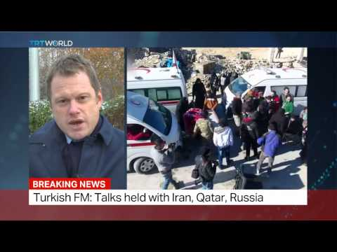 The Evacuation Of Aleppo: Rebels reject Russian claim evacuation is over