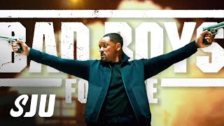 The Bad Boys For Life Trailer Is Here! | SJU