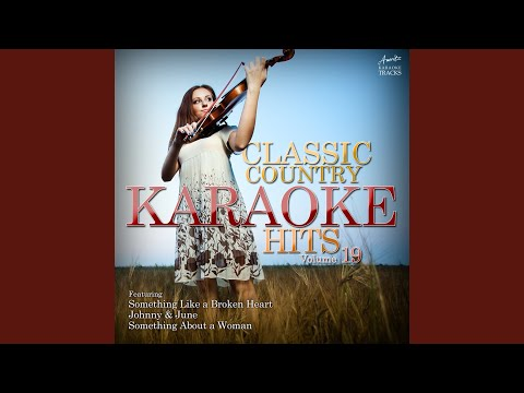 Startin' With Me (In the Style of Jake Owen) (Karaoke Version)