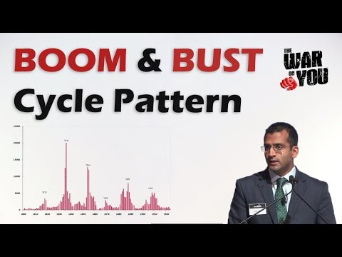 Akhil Patel Demonstrates Boom and Bust Market Patterns (12/15) - #WarOnYou2017