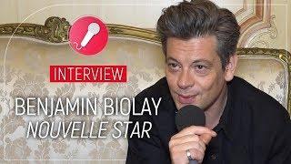 Benjamin Biolay (Nouvelle Star) tacle Maxime Guény et dément avoir un énorme salaire...