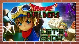 DRAGON QUEST BUILDERS ⚒ Die ersten 36 Minuten der Nintendo Switch Version + Gewinnspiel!