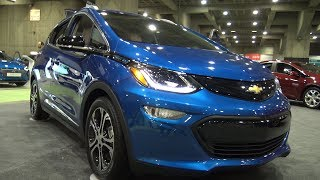 2019 Chevrolet Bolt EV - Exterior And Interior Walkaround - 2018 Montreal EV Show