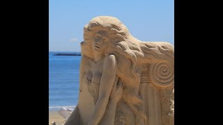Best sand sculptors in the world create masterpieces on Revere Beach