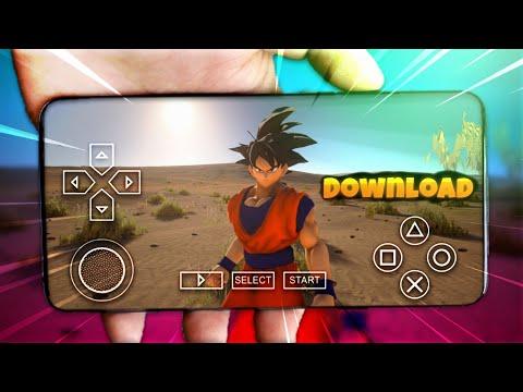 Saiu!! Incrível Dragon Ball Unreal Para Android Oficial + Apk Download!!