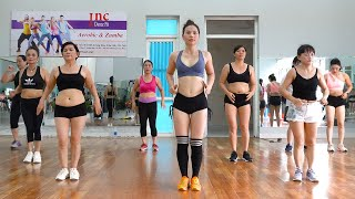 Download lagu Easy Exercise To Lose Belly Fat At Home For Beginners - 35 Mins Aerobic Workout | EMMA Fitness