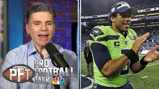Seahawks ascend to top of NFC West with key win over Vikings | Pro Football Talk | NBC Sports