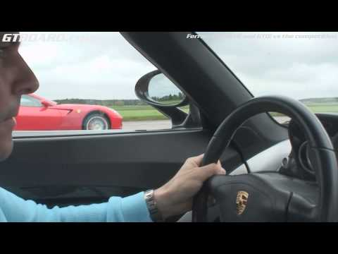 V12 Ferrari 599 (GTB amd GTO) and F12 vs EVERYTHING (Lamborghini, Ferrari, Koenigsegg) 31 minutes