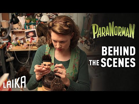 LAIKA | ParaNorman | Building Characters