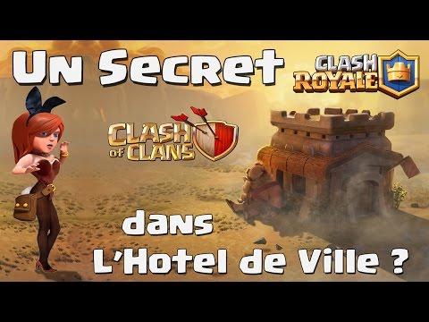 Un Secret dans l'Hôtel de Ville - Clash of Clans