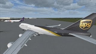 FSX | Let's Play Air Hauler Episode #81 - Expanding Into Europe | 747-400