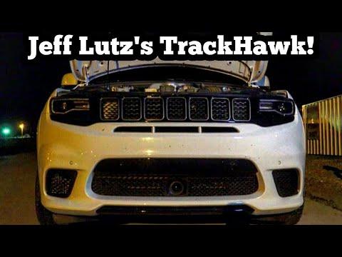 Jeff Lutz's TrackHawk Is A Beast!