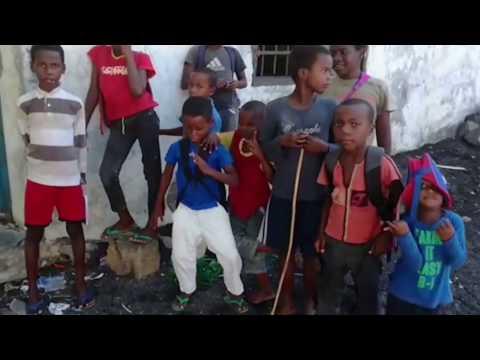 Témoignage des enfants et enseignants de la ville de Foumbouni aux Comores