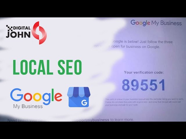 What is Local SEO in Telugu || Digital John