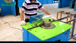 Станок для гибки арматуры SIMA DEL(Станки для гибки арматуры DEL 30 / 35 / 42 / 50 способны работать 24 часа в сутки с полной загрузкой арматуры А3. Это..., 2013-01-29T14:01:36.000Z)