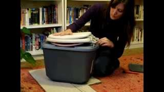 Mock Toilet: Step 3A, Build Your Own, Toilet Training Cat