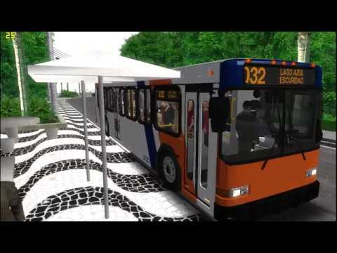 Omsi 2 Preview Middletown Area Transit Route D In Gill