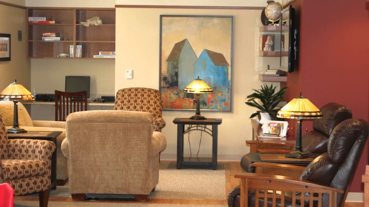 Ronald mcdonald family room youtube for Ronald mcdonald family room